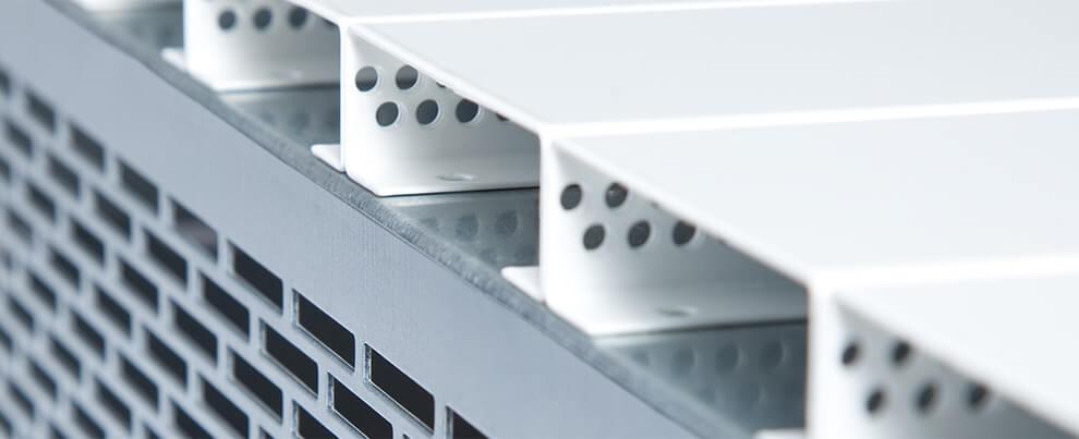 Nouvelle gamme de radiateurs électriques à inertie Aterno