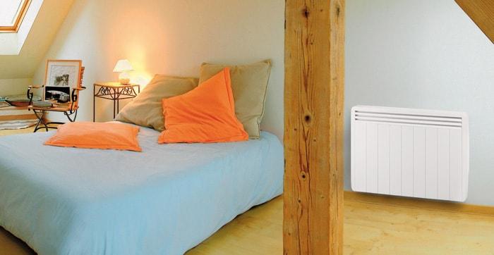 Nouveau radiateur électrique Aterno